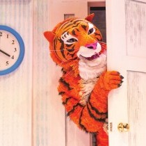 The Tiger, The Tiger Who Came to Tea Live on Stage